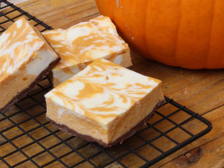 Cheesecake de Calabaza Proteico (tarta de queso)