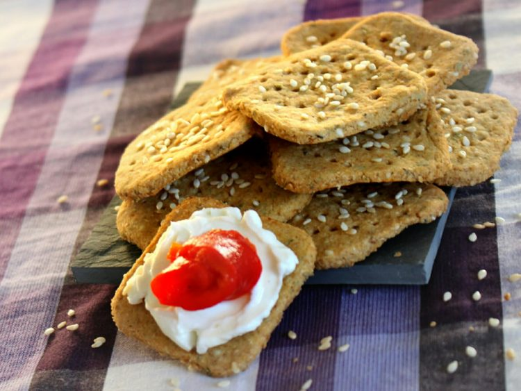 Crackers Fit (galletas saladas)