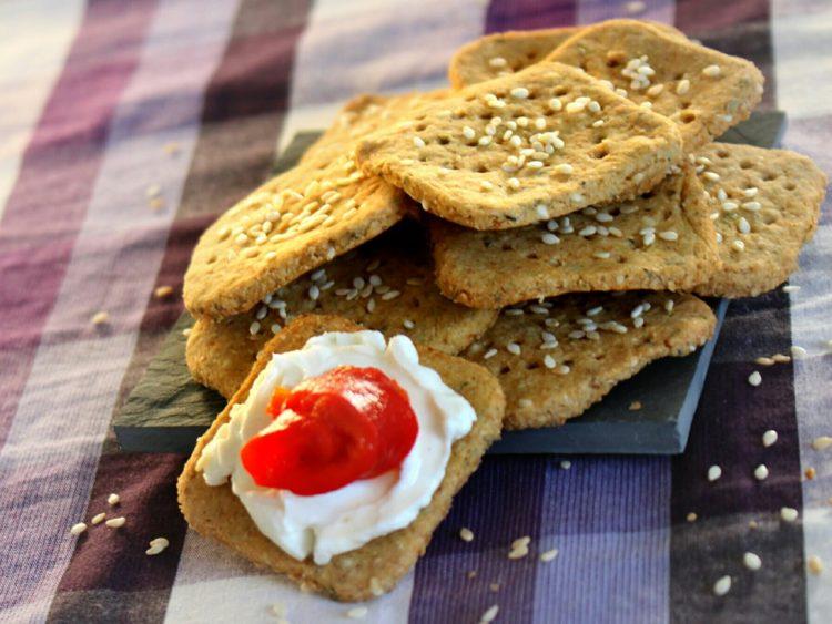 Crackers Fit (galletas saladas)