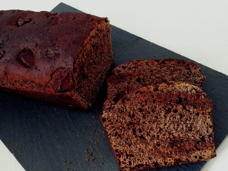 Pan de Chocolate Proteico