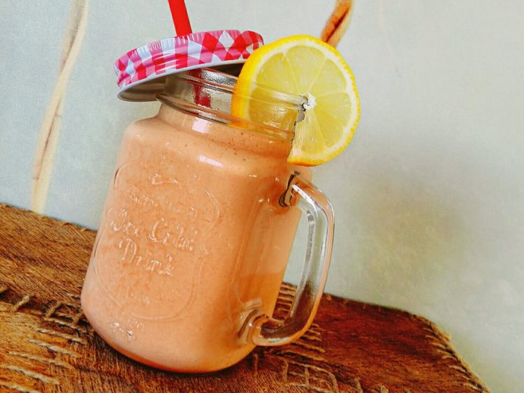 Smoothie Proteico Antioxidante