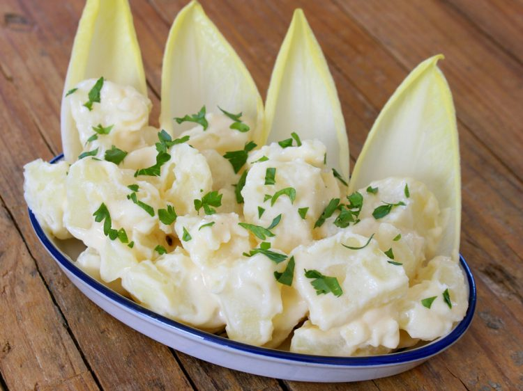 Patatas con Alioli Fit (sin aceite)