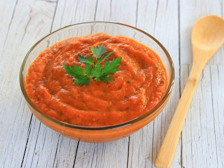 Salsa de Tomate Fit Casera